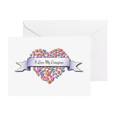 Love My Caregiver Greeting Card