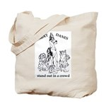 C HarlStandOut Great Dane Tote Bag