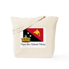 Papua New Guinean Princess Tote Bag