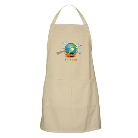 Earth Skewer BBQ Apron