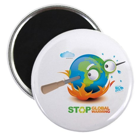 Earth Skewer Magnet