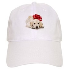 Yellow Lab Puppy Cap