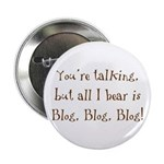 "Bloggy 2.25"" Button"