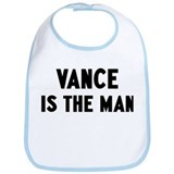 Vance is the man Bib