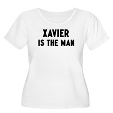 Xavier is the man T-Shirt