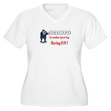 Cops are Tops. T-Shirt