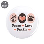 Peace Love Poodle 3.5
