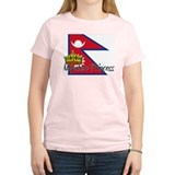 Nepalese Princess T-Shirt
