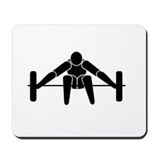 Weightlifting Mousepad