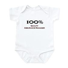 100 Percent Quality Assurance Manager Infant Bodys
