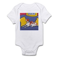 The Brittanys Infant Bodysuit