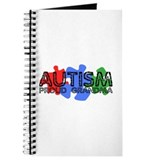Autism - Proud Grandma Journal