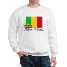 Malian Princess Sweatshirt