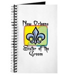 New Orleans Sister of the Groom Journal