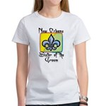 New Orleans Sister of the Groom Women's T-Shirt
