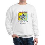 New Orleans Sister of the Groom Sweatshirt