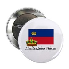 "Liechtensteiner Princess 2.25"" Button"