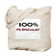 100 Percent Pr Specialist Tote Bag