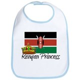 Kenyan Princess Bib