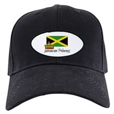 Jamaican Princess Baseball Hat