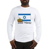 Israeli Princess Long Sleeve T-Shirt