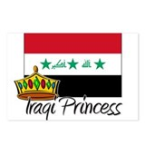 Iraqi Princess Postcards (Package of 8)