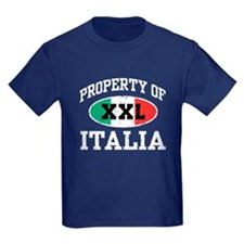 Property of Italia T