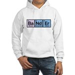 Elements of Banding Hooded Sweatshirt