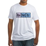 Elements of Banding Fitted T-Shirt