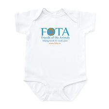 Cute The pet rescue center Infant Bodysuit