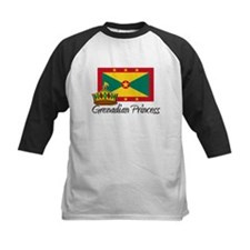 Grenadian Princess Tee