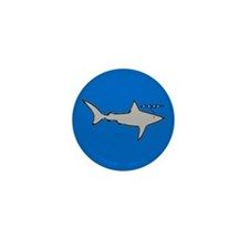 Land Shark Mini Button (10 pack)