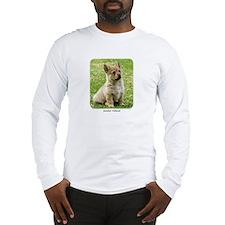 Swedish Vallhund Puppy 9Y165D-173 Long Sleeve T-Sh