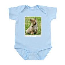 Swedish Vallhund Puppy 9Y165D-173 Infant Bodysuit