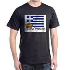 Greek Princess T-Shirt