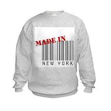 (any state) Made in New York Sweatshirt