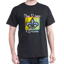 New Orleans Groom T-Shirt