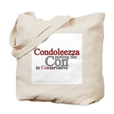 Condoleezza Rice Tote Bag