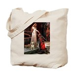 Accolade/Bull Terrier 1 Tote Bag