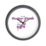 ROLLER STYLE Wall Clock
