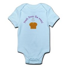 Fresh from the Oven Infant Bodysuit