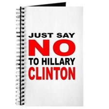 Anti-Hillary Clinton Journal