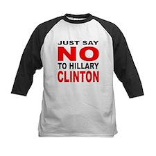 Anti-Hillary Clinton Tee