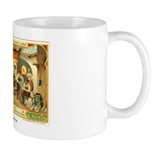 History of Glass Ceramic Coffee Mug