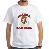 Manga Fan Girl Shirt
