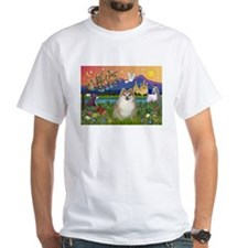 Pomeranian in Fantasyland Shirt