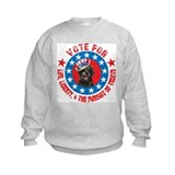 Vote for PWD Sweatshirt