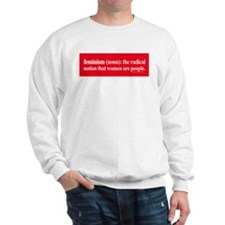Feminism Defined Sweatshirt
