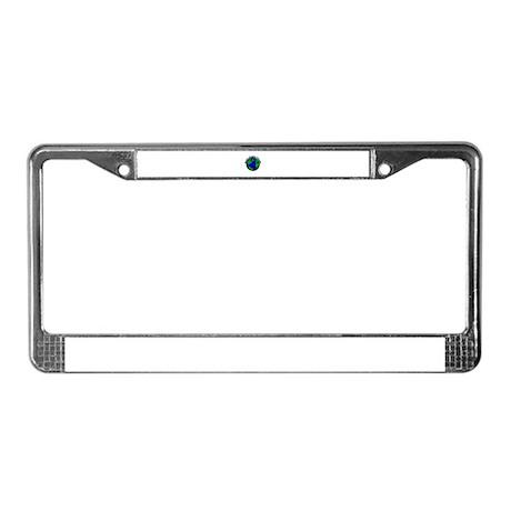 World's Greatest Principal License Plate Frame