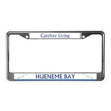 Cute Port hueneme california License Plate Frame
